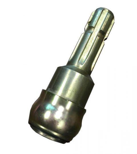 PTO-converter 1-3/8 X 6