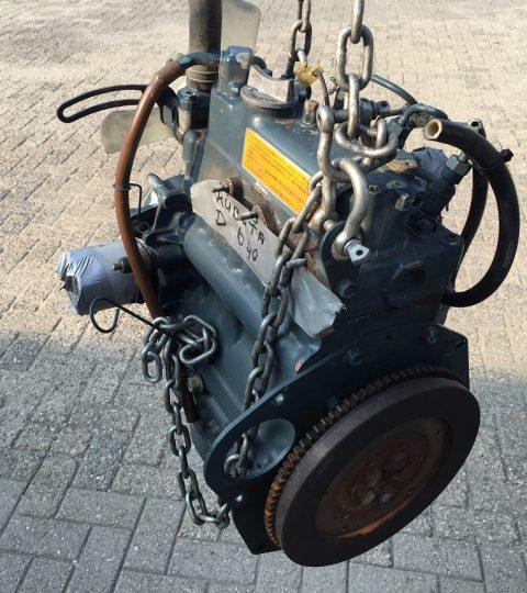 Kubota Motor D640 Gebruikt