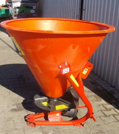 Kunstmest/zoutstrooier 200L